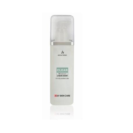 Жидкое минеральное мыло для жирной и проблемной кожи (Mineral Hygienic Liquid Soap) 200 мл